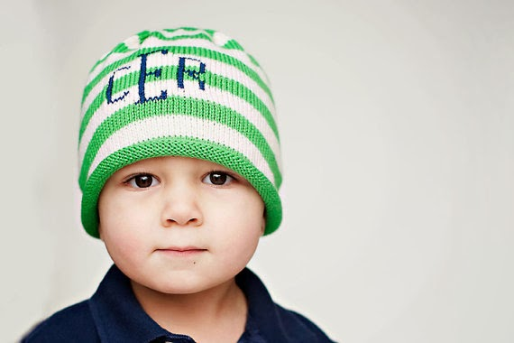 ad8cdc7c954 One winner will be selected at random to receive a customized monogram hat.