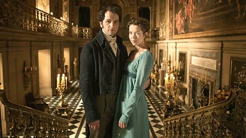 Death Comes to Pemberley - Chatsworth
