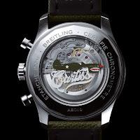 Breitling Aviator 8 Curtiss Warhawk Editions Automatic Chronograph Watch