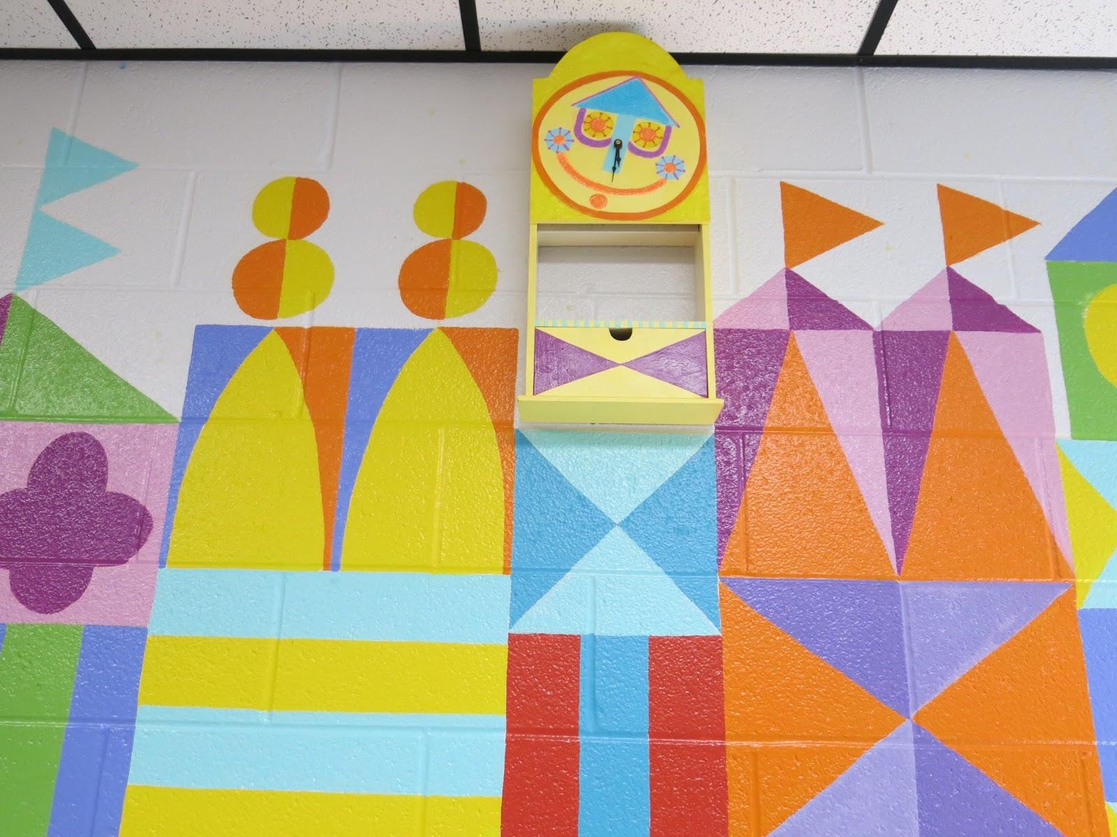 Cassie Stephens: wall painting