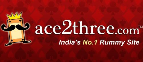 Ace2three Rummy: Get Rs.17000 Bonus Money + Refer & Earn Offer