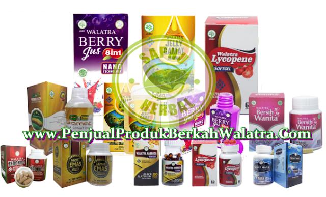 Penjual Produk Herbal Walatra