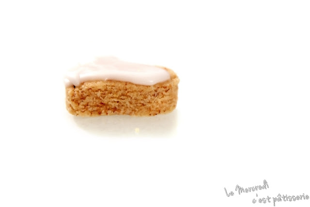 Biscuits amandes noisettes