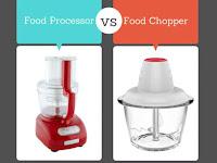 5 Perbedaan Food Processor dan Chopper, Pilih Mana ?