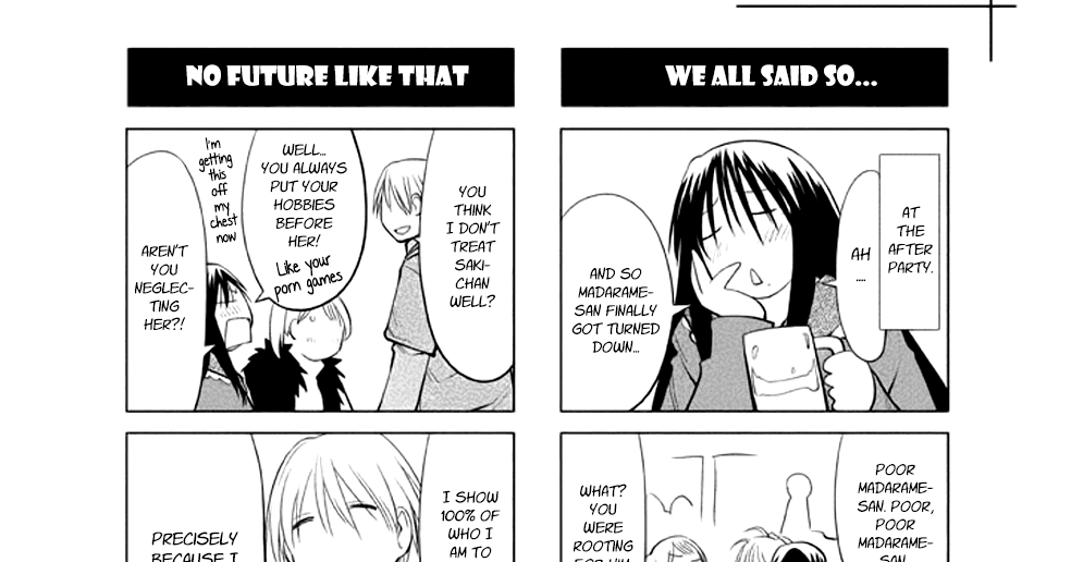 The Caffeinated Symposium: Genshiken Nidaime and Spotted
