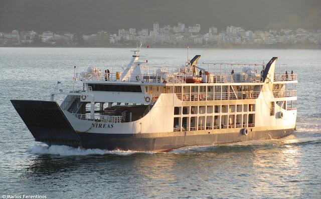 Τουρίστρια τραυματίστηκε στο πλοίο που την μετέφερε Κέρκυρα - Μεταφέρθηκε στο Νοσοκομείο Φιλιατών