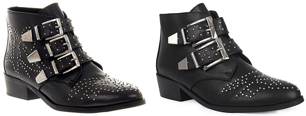Best Of The Dupes Office Nighthawk Vs Ebay Stud Ankle Boot