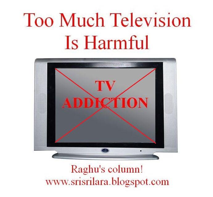Essay on TV Addiction: Addiction to Television