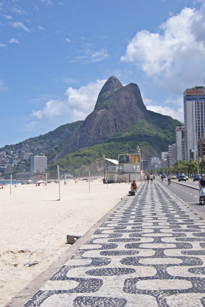 Gain-to-Loss Ratio - Ipanema, Rio de Janeiro, Brasil