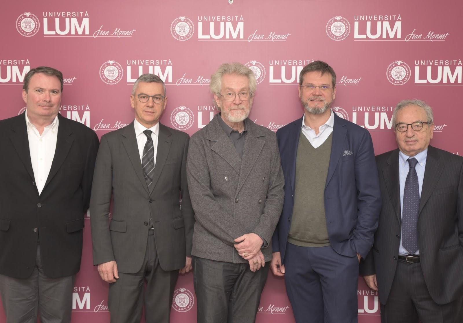 LUM enterprise in prima linea per la digitalizzazione delle piccole e medie imprese del Sud Italia