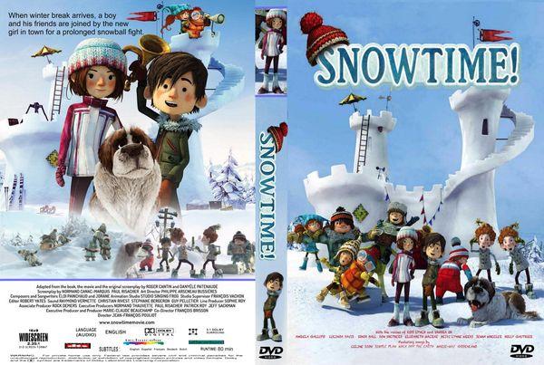 Snowtime! – Latino, Inglés