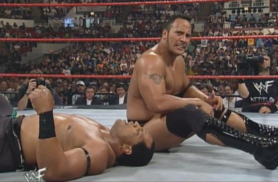 "Resultado de imagen de The Rock vs. Faarooq | Over The Edge 1998"""