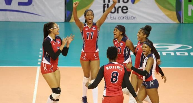 RD vence a Perú; va por oro en el Final Four SUB-20