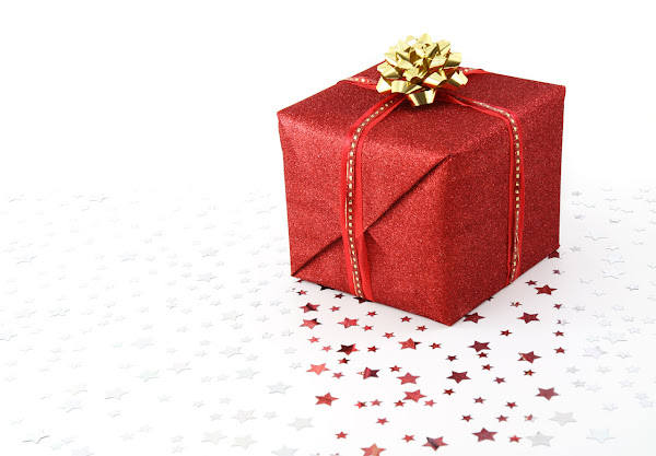耶誕禮物,Petr Kratochvil 分享於 Wiki commons。