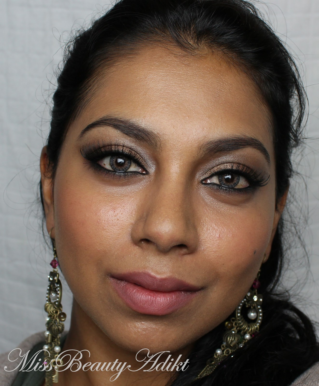 Colored Contact Lenses For Indian Skin