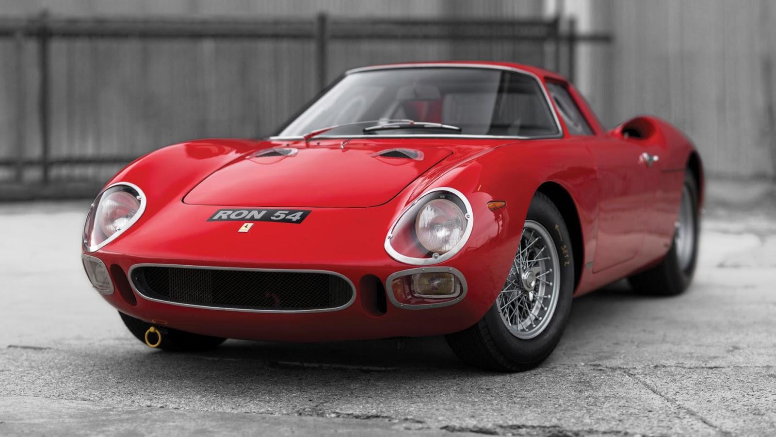 $17,600,000 – 1964 Ferrari 250 LM