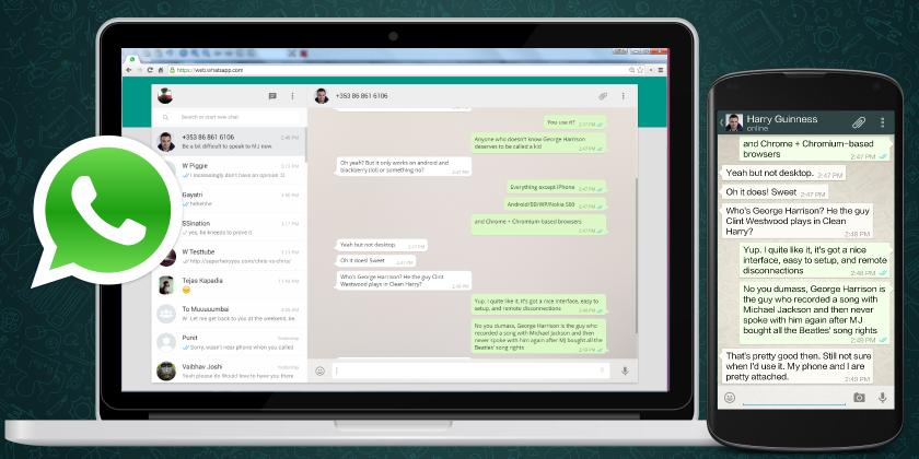 WhatsApp Başkasının Mesajlarını Okuma ((Whatsapp Casusu))