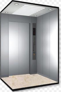 Lift atau Elevator