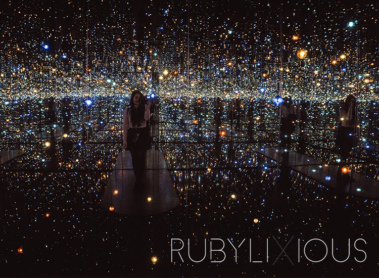 museum of arts, wolfsburg, yayoi kusama, andy warhol, salvador dali, never ending stories