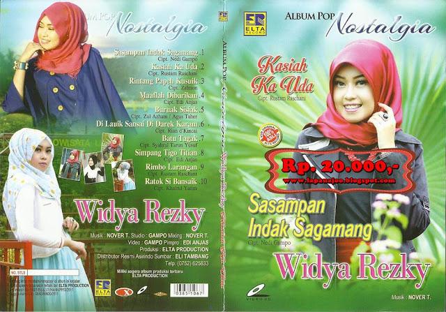 Widya Rezky - Sasampan Indak Sagamang (Album Pop Nostalgia)
