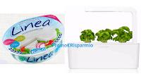 Logo Linea Osella - La bontà è di casa: vinci 500 Smart Garden Click & Grow