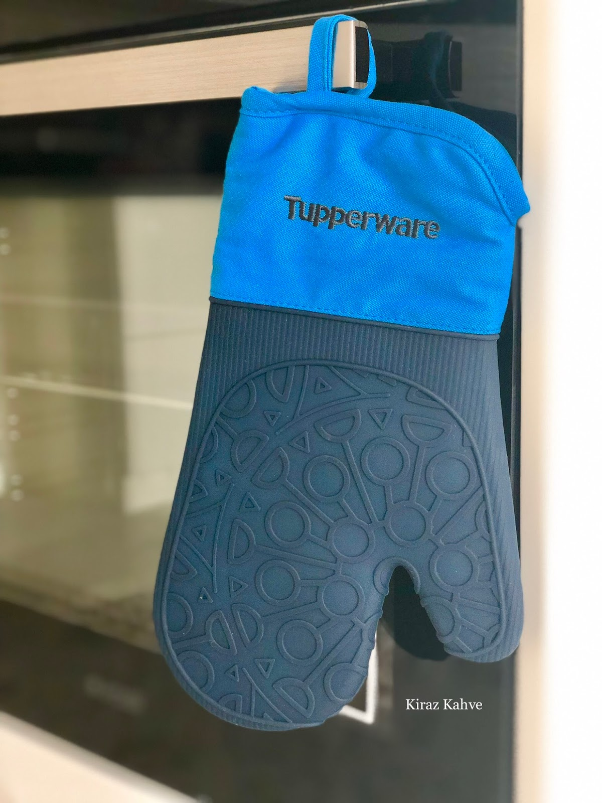 tupperware silikon fırın eldiveni