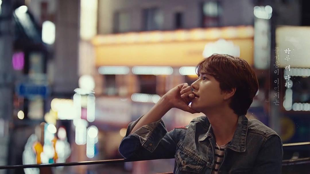 Wallpaper Kyuhyun Super Junior - HD