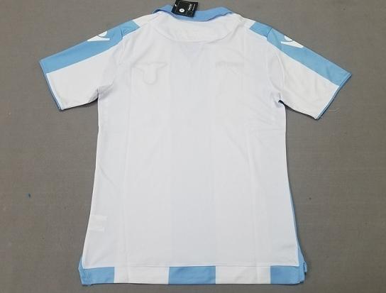 SS Lazio 17-18 Jersey Soccer Football Away Italy Serie A jersey
