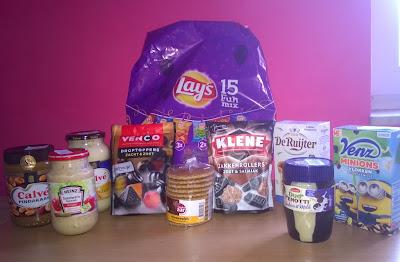 Produktpaket von Hollandshop24.