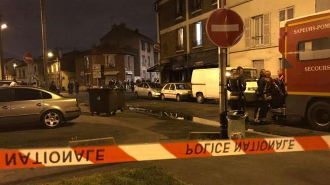 Twelve people injured in Paris Molotov cocktail attack