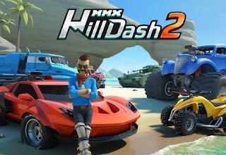 Download MMX Hill Dash 2 Mod apk Unlimited Money/Gems