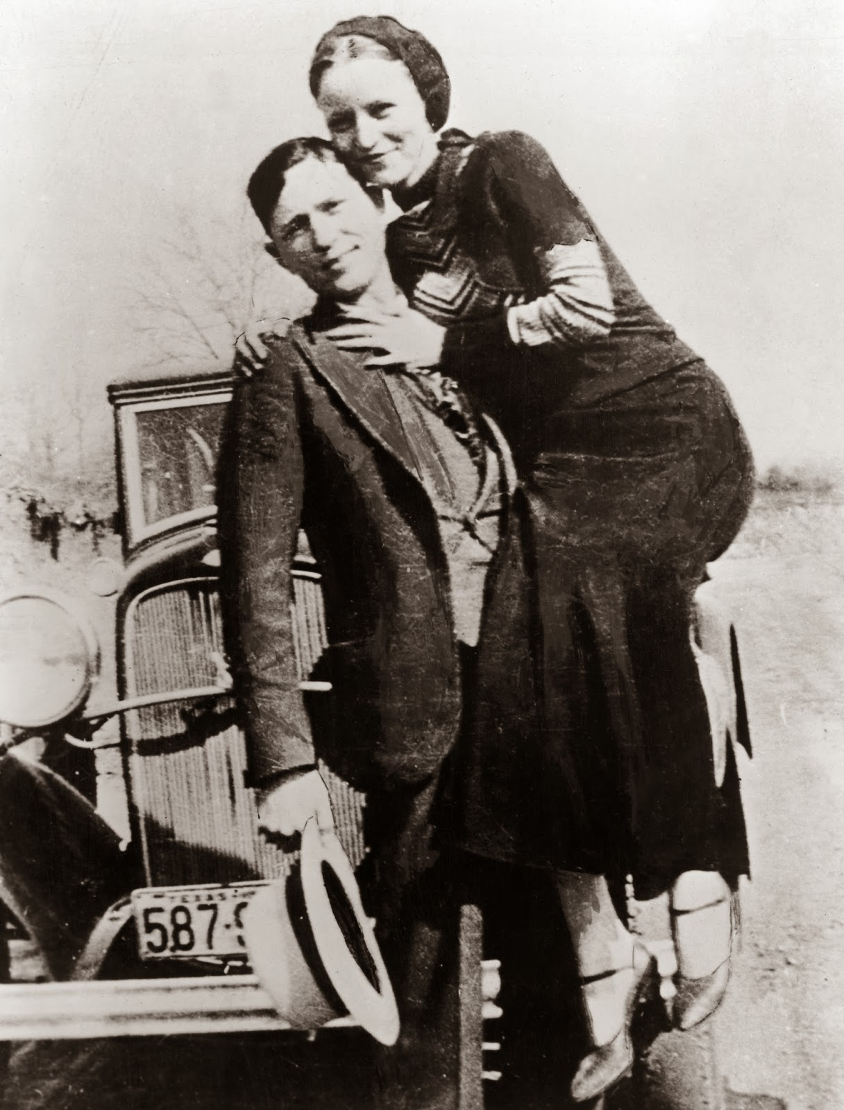 His Name Is Studd: But it's death for Bonnie and Clyde