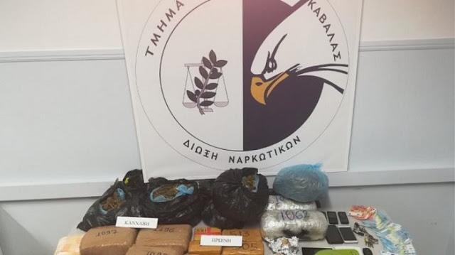 Θεσσαλονίκη: Εξαρθρώθηκε κύκλωμα που διακινούσε μεγάλες ποσότητες ναρκωτικών