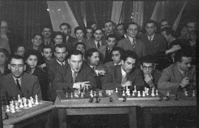 Simultáneas de Arturito Pomar en Lérida el 17 de abril de 1946 (21)