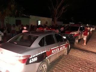 Homem é morto a tiros dentro de casa em Nova Floresta