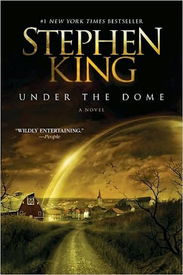Under the Dome by Stephen King - Book cover