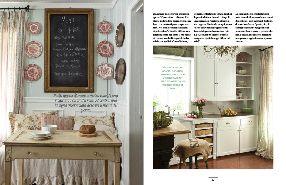 French Cottage Magazine