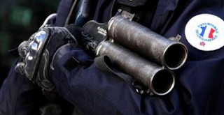 Des nouvelles du front…la lutte légale contre les armes de la Police…