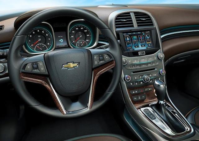 شفروليه ماليبو 2013 - بالصور Chevrolet Malibu 5c4cd8303013d737c56f