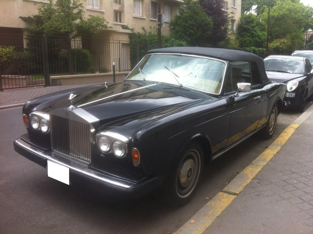 rolls royce bentley rolls royce corniche 1982 vendre lhd. Black Bedroom Furniture Sets. Home Design Ideas