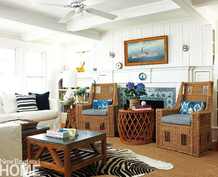 """Vignette Design Our Martha's Vineyard """"Home Away From Home"""""""