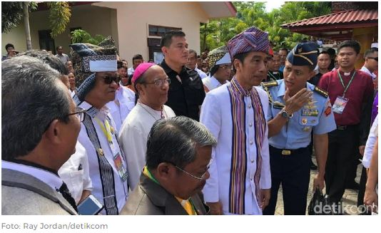 Kehadiran Jokowi di Tana Toraja Turut Promosikan Lovely Desember