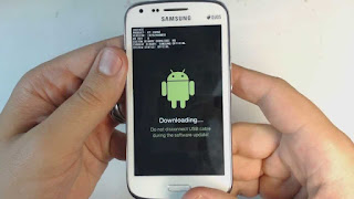 Cara Flashing Samsung Galaxy S2 GT-I9100 Via Odin