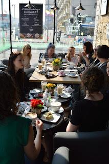 Spotkanie blogerek w Gdyni 02.04.2017.