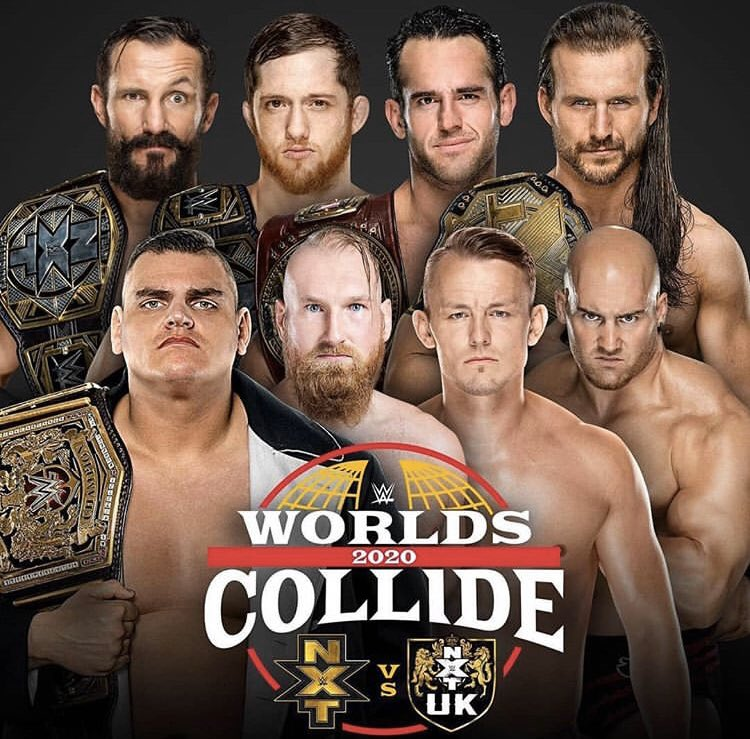 WWE Worlds Collide 2020 400MB Web 480p