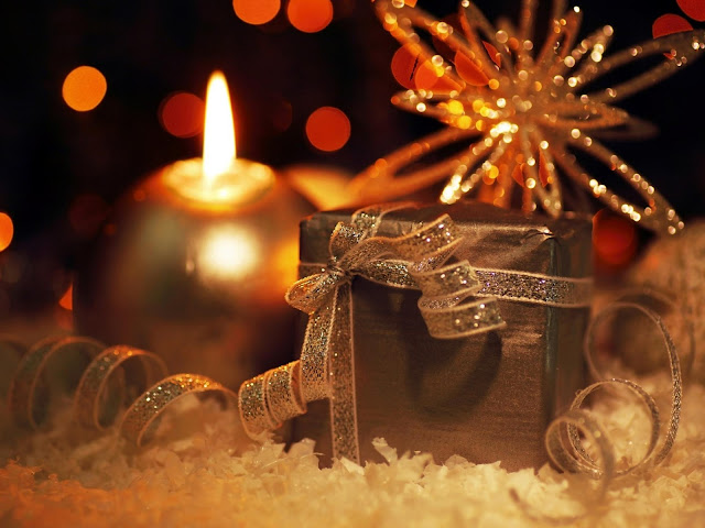 merry christmas gift wallpapers download