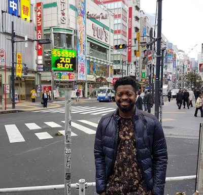 I Spoke Freely because my wife Can't Cook says Basketmouth