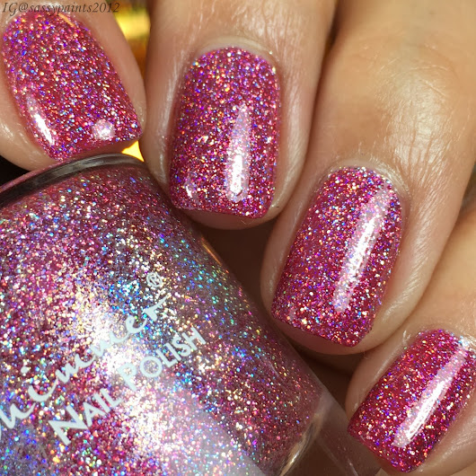 KBShimmer: Ripe For the Pink-ing & Purr-fectly Paw-some for Spring 2016