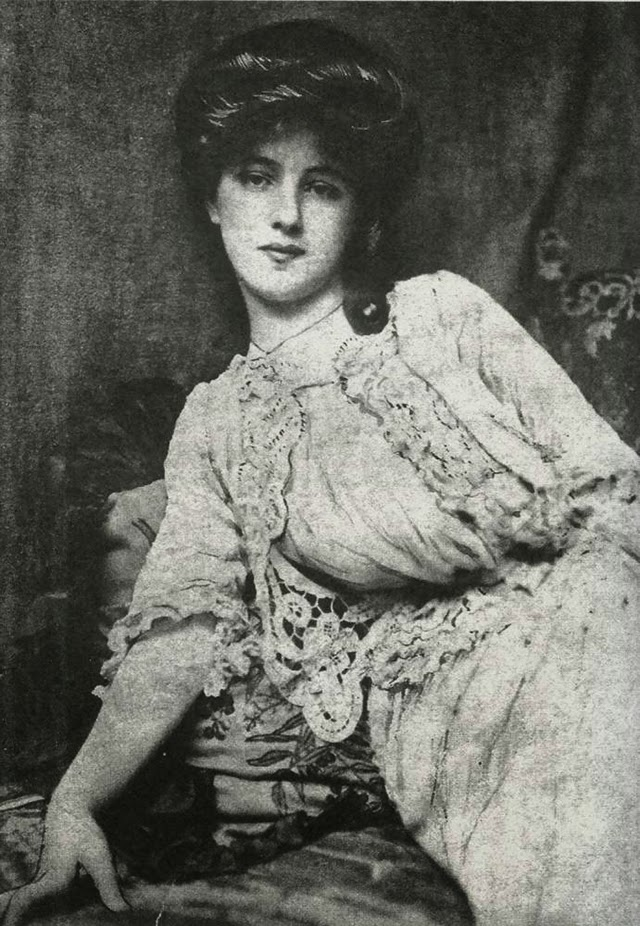 20 early portraits of a young evelyn nesbit the americas
