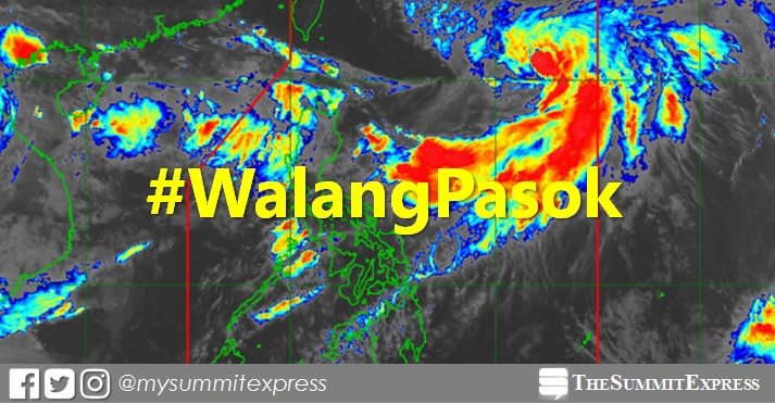 #WalangPasok: Class suspensions on Friday, July 20, 2018
